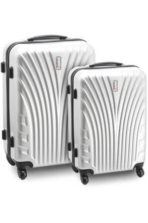 set 2 valises rigides