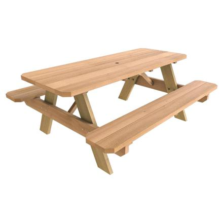 table de picnic
