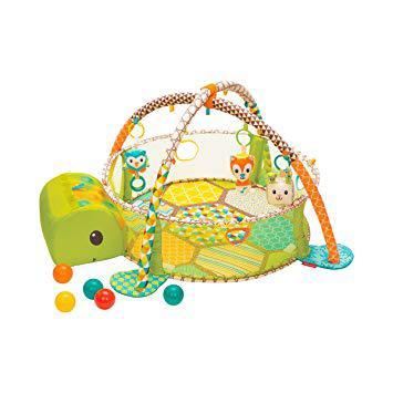 tapis d éveil tortue