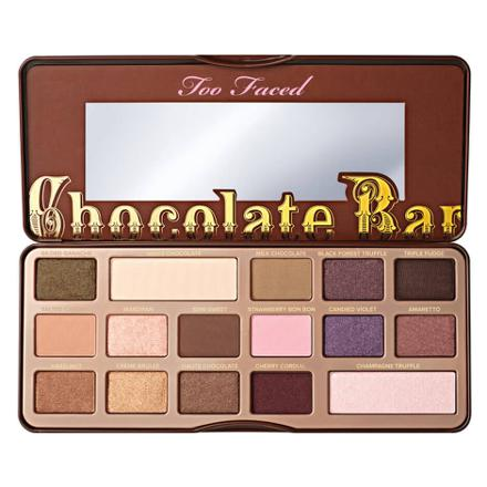 too faced palette