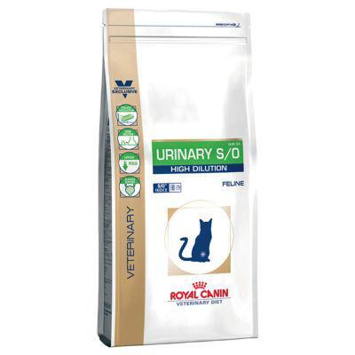 urinary high dilution