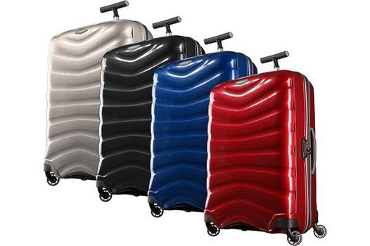 valise firelite samsonite