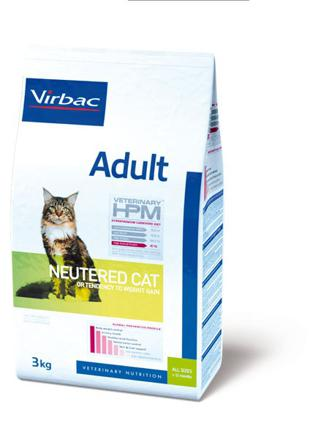 virbac chat stérilisé