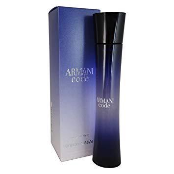 armani code for her eau de parfum