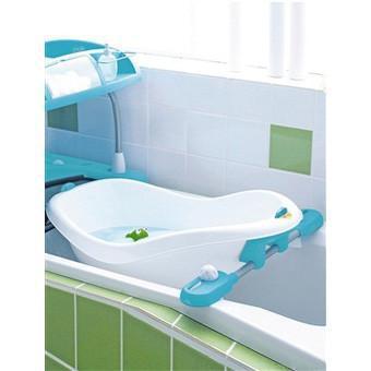baignoire bébé adaptable sur baignoire adulte