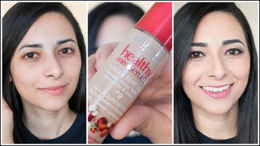 bourjois healthy mix vanille clair
