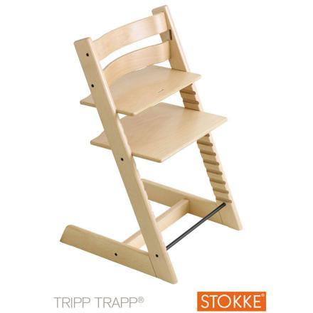 chaise haute bébé stokke