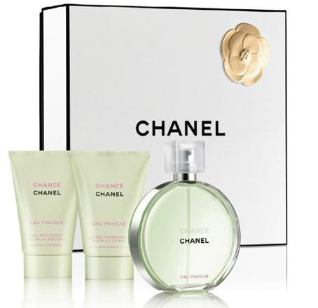 coffret chance chanel