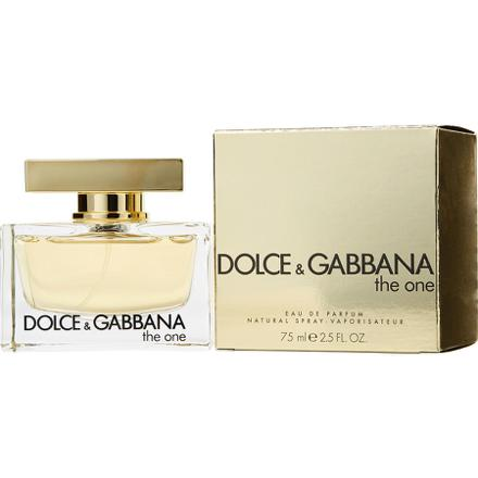 dolce gabbana one woman