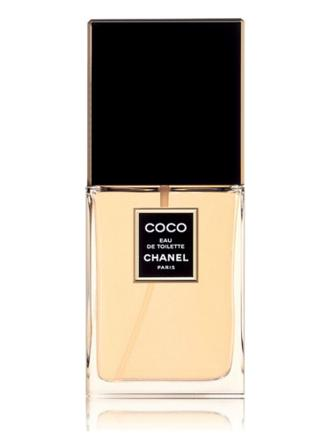 eau de toilette chanel
