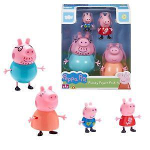 figurine peppa pig