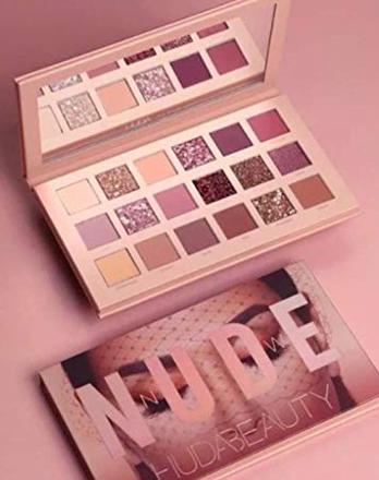 huda beauty nouvelle palette