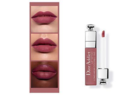 lip tattoo dior