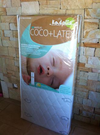 matelas kadolis coco latex