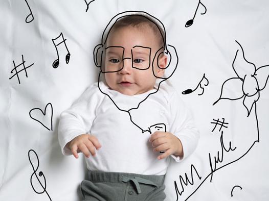musique de bébé