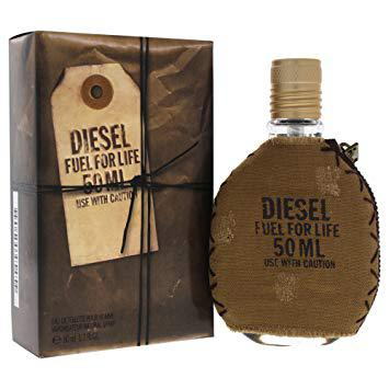 parfum diesel fuel for life homme