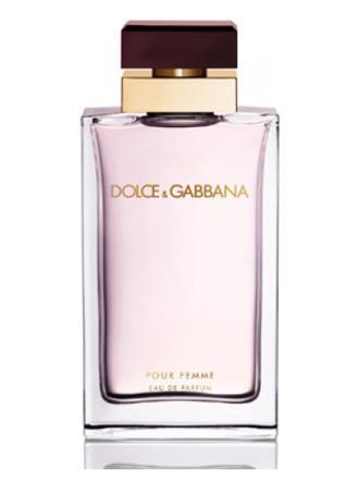 parfum femme dolce gabbana
