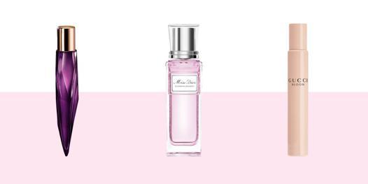 parfum format voyage