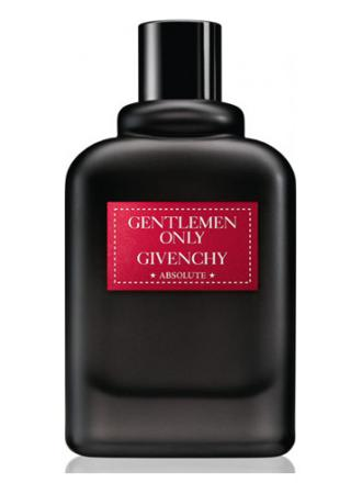 parfum gentlemen only givenchy