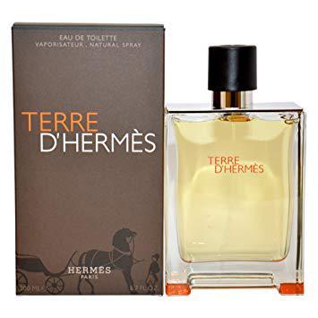 parfum homme hermes terre