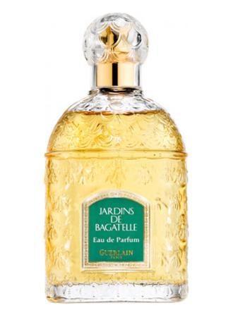 parfum jardin de bagatelle