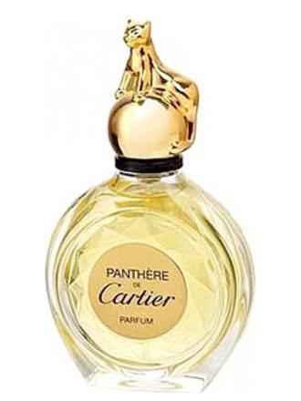 parfum panthere de cartier