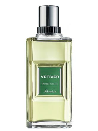 parfum vetiver