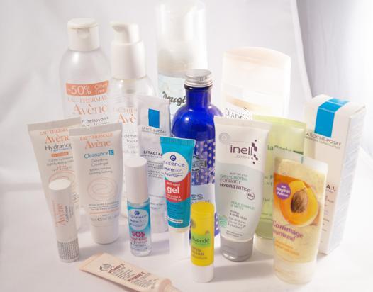 produit soin visage