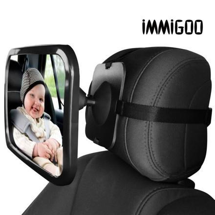 rétroviseur bébé voiture