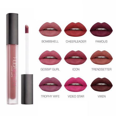 rouge à lèvres huda beauty