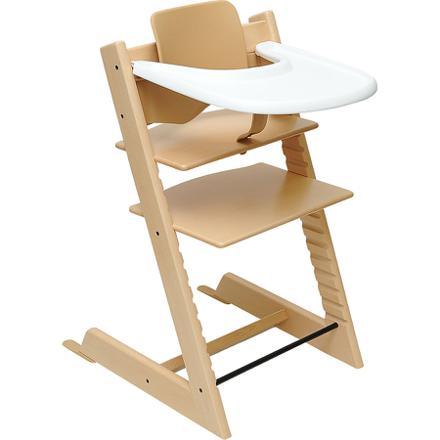 stokke tablette chaise haute tripp trapp
