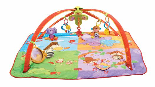 tapis gymini move and play