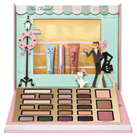 the chocolatier too faced