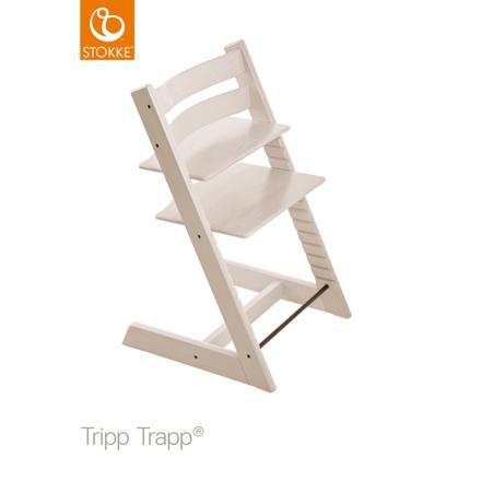 tripp trapp stokke whitewash
