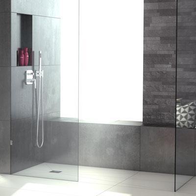 douche à l italienne