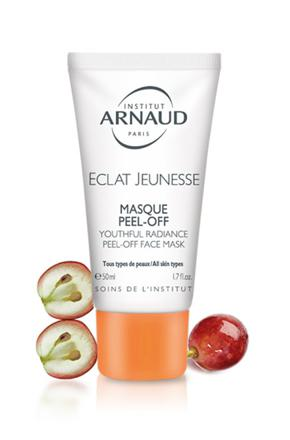 masque visage peel off